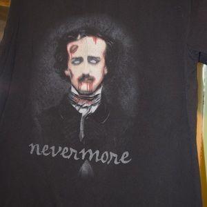 Black Matter Unisex Edgar Allen Poe T Shirt